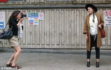 the fashion world's paparazzi: how photographs by street