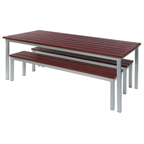 table and bench set buy outdoor tables and benches set tts