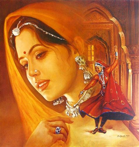 indian painting collections painting of beautiful indian
