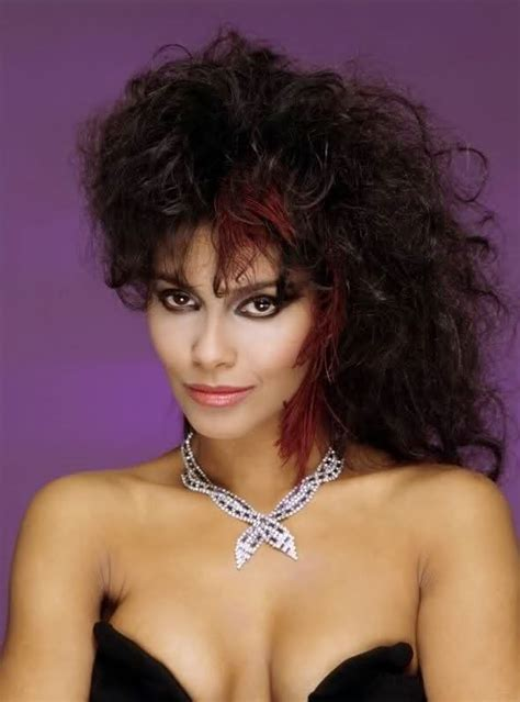 actress vanity who knew prince s when doves cry was written about this