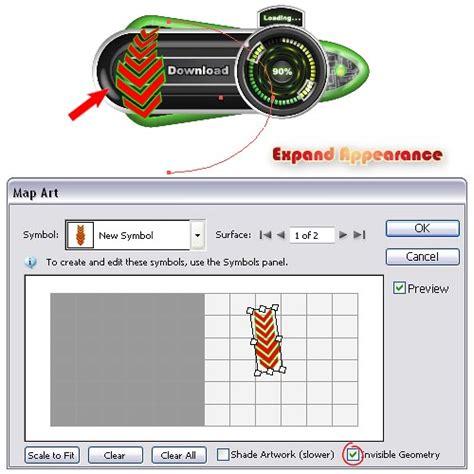 illustrator ui tutorial illustrator tutorial futuristic interface design