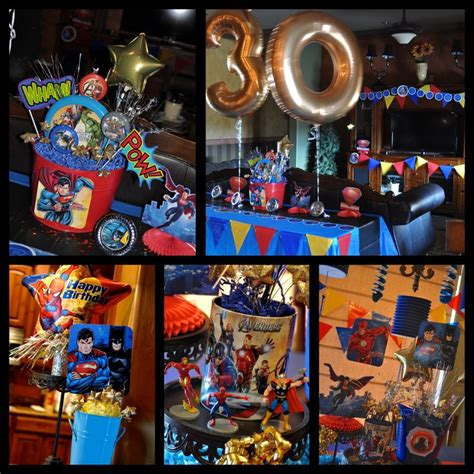 adult superhero party ideas the 395 best images about adult superhero party on