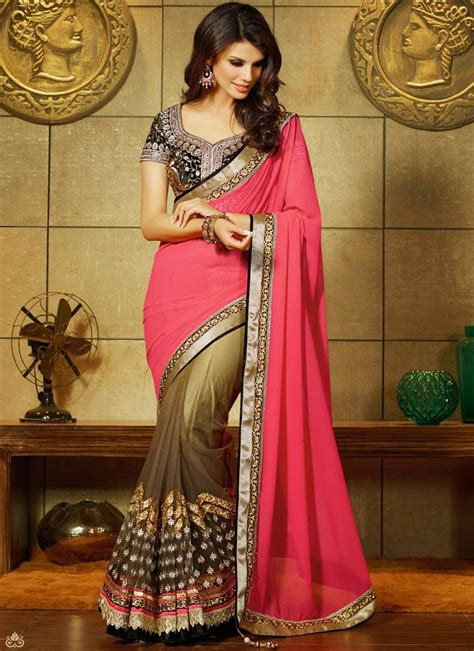 Latest Half Sarees Designs 2016 | latest half saree designs for wedding with price 2016 in