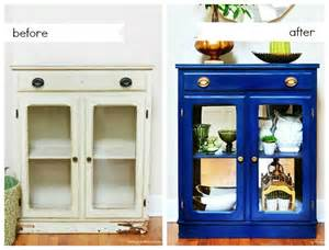 Repurposed Bookcase Spray Painting Furniture Fresh Look For An Old Piece