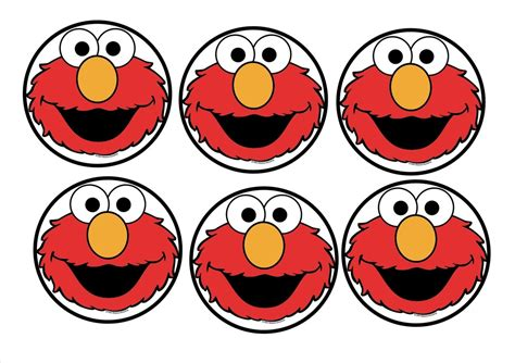 elmo cut out template 20 images of elmo template for cut out canbum net