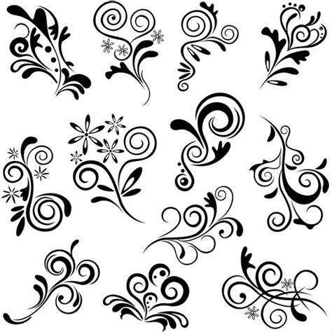 validation design pattern c 经典黑白花纹矢量图 花纹矢量图 三联