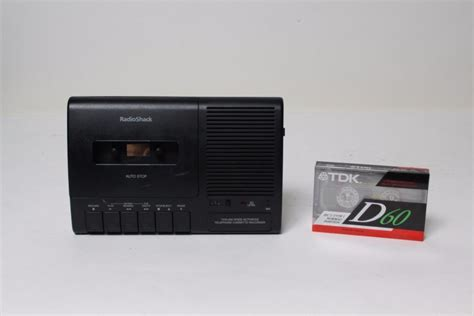 cassette recorder for sale radio shack cassette recorder for sale classifieds