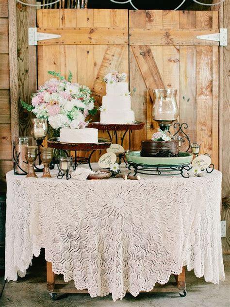 rustic wedding dessert table ideas wedding
