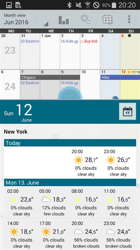 personal calendar personal calendar free android apps on play