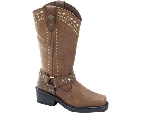 W20 Brown Simple Harley Davidson harley davidson boots for brown beautiful brown