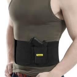belly band holster top 5 best belly band holsters belly band concealment holster reviews handgun podcast