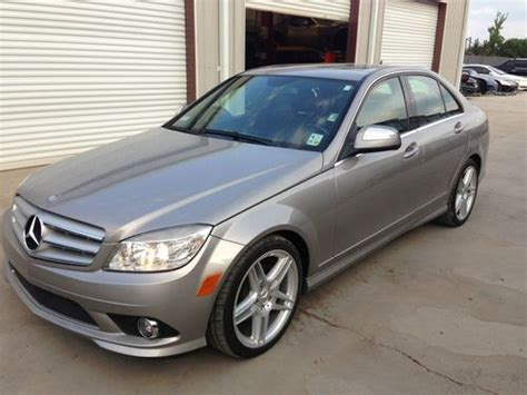 mercedes c300 amg wheels sell used 2008 mercedes c300 with amg wheels in