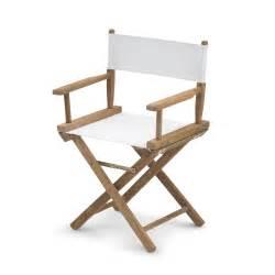 Directors chair new decor ideas