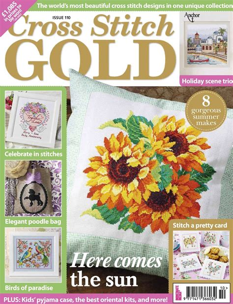 cross stitch gold issue 110 2014 http www alizg kitaplar