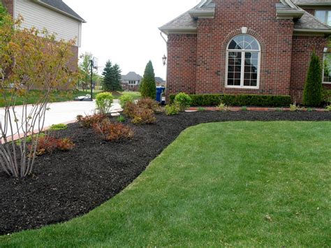 Landscaping Mulch Ideas Fito S Landscaping Landscaping Photos