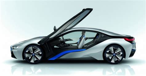 Bmw I8 Mpg by Bmw I8 Concept 78 Mpg And 0 60 Mph In 5 Seconds