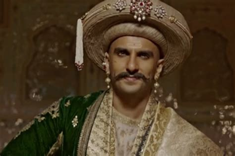 bajirao biography in hindi bajirao mastani first official poster ranveer singh in