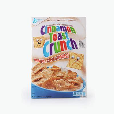 Ornella Kj 553 Coffee general mills cinnamon toast crunch 459g