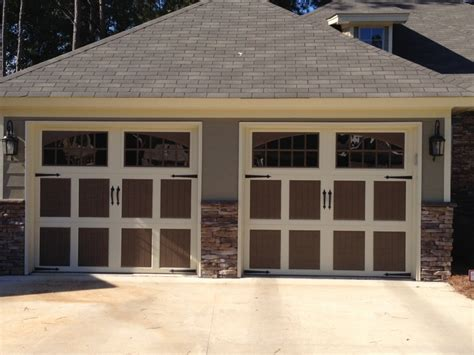 advanced overhead door residential garage doors montgomery prattville