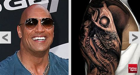 dwayne johnson new tattoo dwayne johnson new tattoo pictures to pin on pinterest