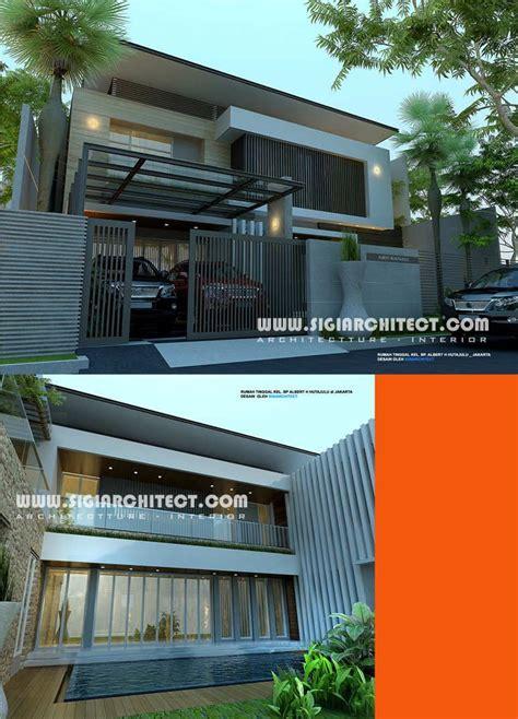 rumah mewah  lantai kolam renang minimalis modern yindonesia moderncontemporary homes