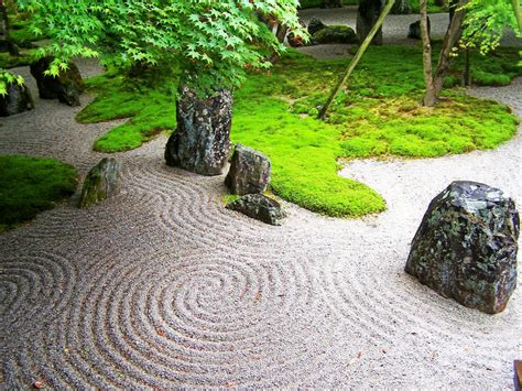Zen Garden Rocks Thoughts On Architecture And Urbanism From 168 The Zen Garden 168