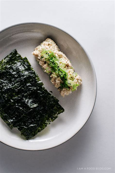 kewpie tuna salad miso tuna salad 183 i am a food i am a food