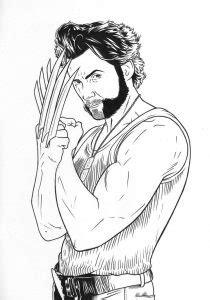 imagenes de wolverine inmortal para colorear tienda online de art 237 culos de lobezno delobezno es