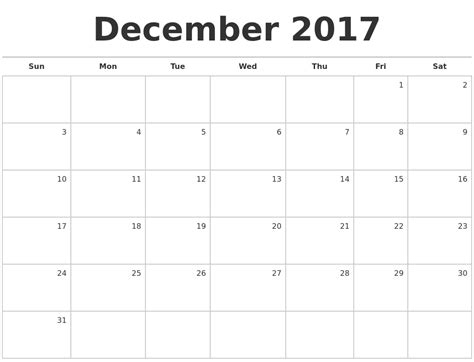 blank monthly calendar 2017 printable blank october calendar calendar template 2016