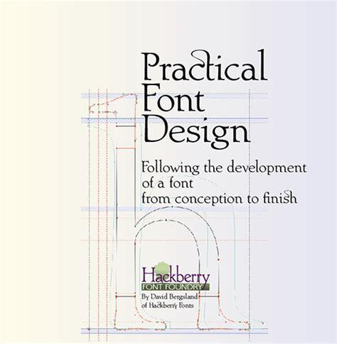 design font book a new book release practical font design fontlab 4 6