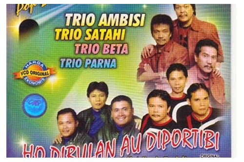 free download lagu rohani trio ambisi