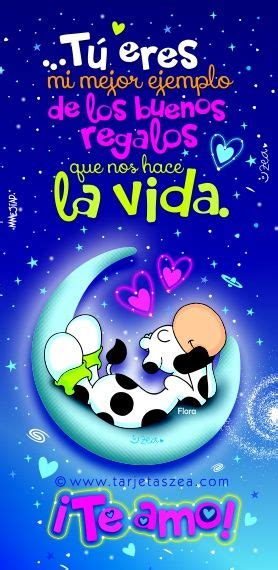 imagenes de buenas noches tarjetas zea vaca flora recostada en la luna 169 zea www tarjetaszea com