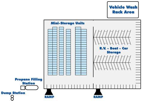 mini storage layout and design standard storage facility layout mini storage units