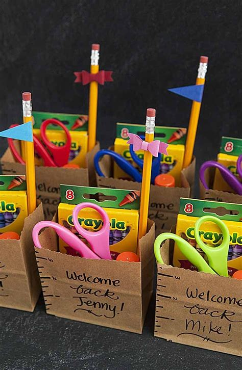 back to school gift with back to school survival kit ideas for students back to