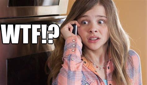 The Chloe Meme - jimmyfungus com chloe moretz vs boxxy wayne boxxy vs