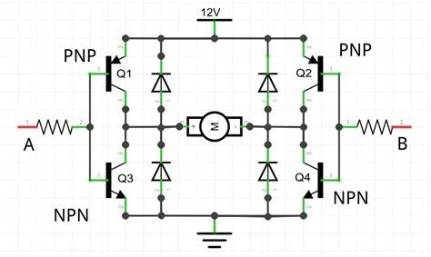 transistor trong li mạch cầu h v 224 điều khiển động cơ với sn754410 cộng đồng arduino việt nam
