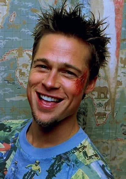 tyler durden hairstyle how to get a tyler durden messy spiky hairstyle cool men