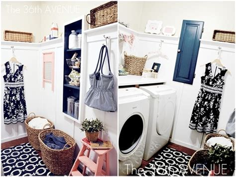 laundry room makeover the 36th avenue