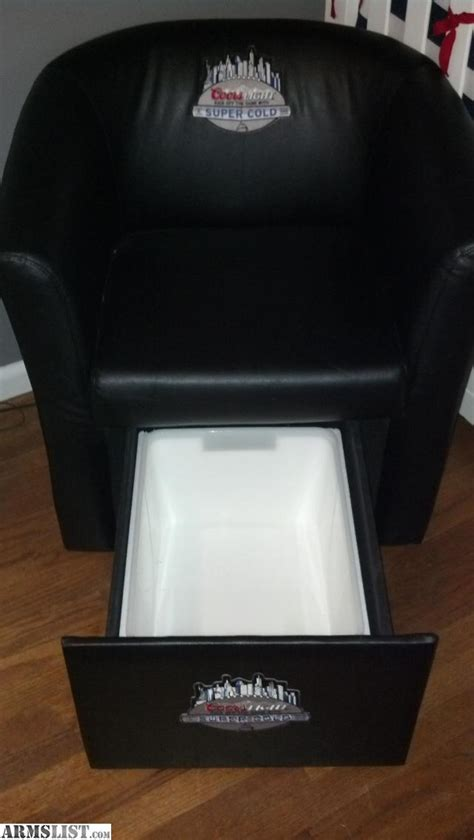 coors light chair with built in cooler armslist for sale trade coors light limited edition