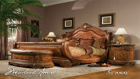 aico cortina bedroom set bedroom design aico 4pc cortina california king size bed bedroom set in honey glubdubs