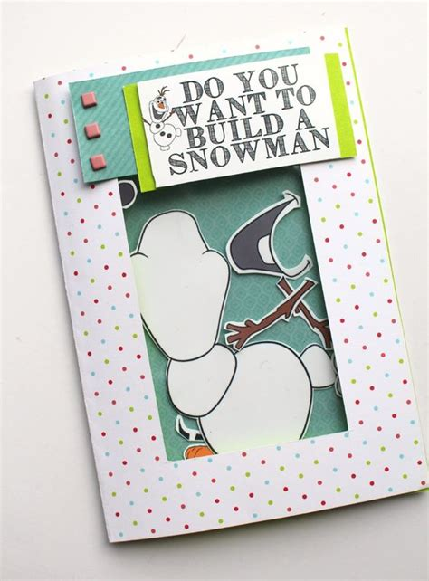printable olaf birthday card do you want to build a snowman olaf card for kids kids