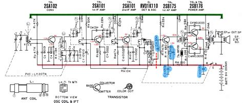 Power Lifier Panasonic transistor audio lifier schematic transistor get free