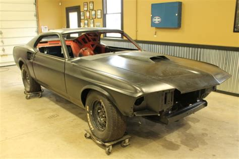 ford mustang fastback mach  nice project car