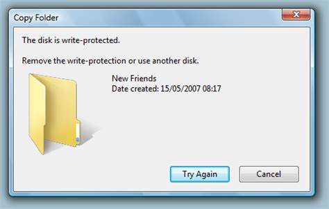 how to remove write protection usb or sd card