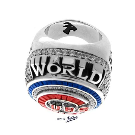 cubs rings a closer look at the cubs world series rings