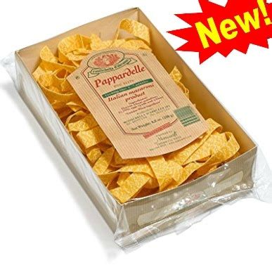 The Kitchen Collection by Pappardelle Pasta Imported From Italy