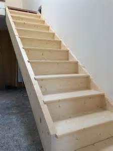 rivestire una scala in legno come costruire una scala in legno cossio attilio srl