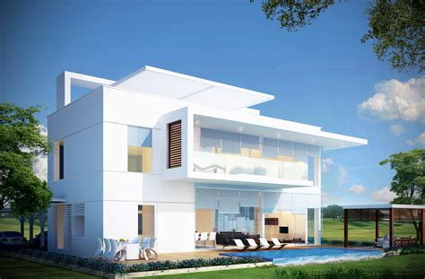 Modern Villa by Luxury Villas