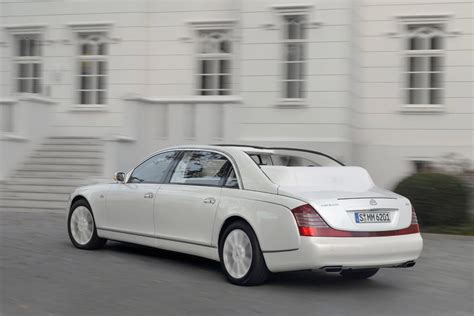 2012 maybach landaulet specs pictures trims colors