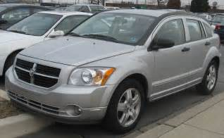 2008 dodge caliber sxt interior